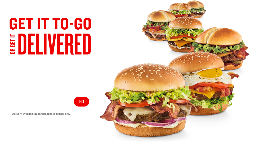 Order Online. Enter your address or zip to get started.